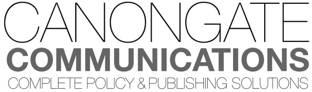 Canongate Communications logo