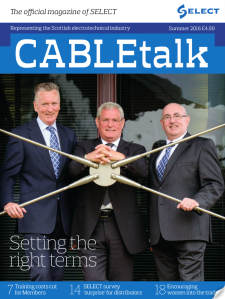 cover of cabletalk magazine