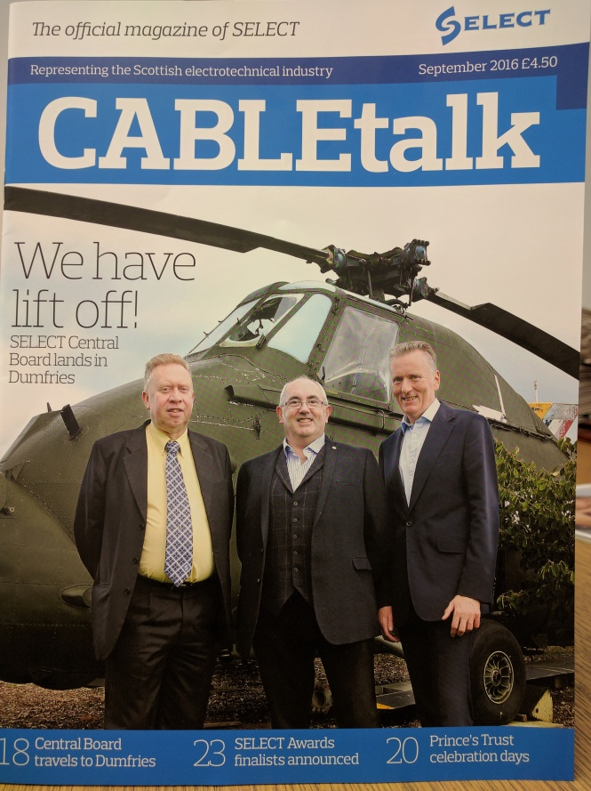cover of September 2016 issue of CABLEtalk
