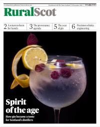 ruralscot cover with gin