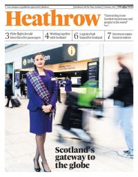 heathrow supplement cover cover