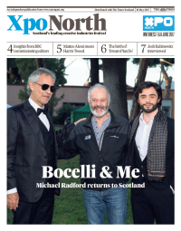 xponorth cover with boccelli
