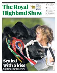 highland show cover